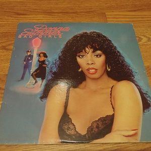 Donna Summer - Bad Girls 1979 Vinyl LP
